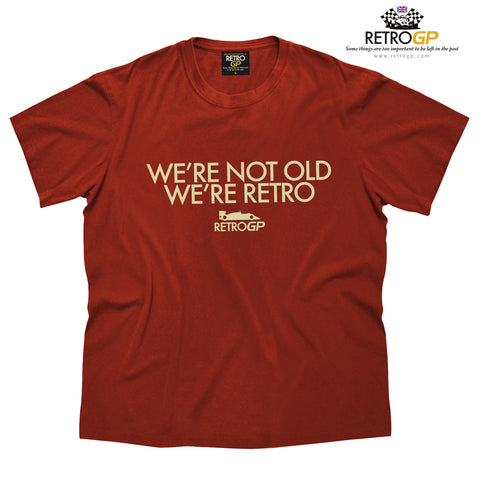 I Am, We Are Retro T Shirt