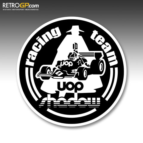 Shadow Racing Team Sticker #1