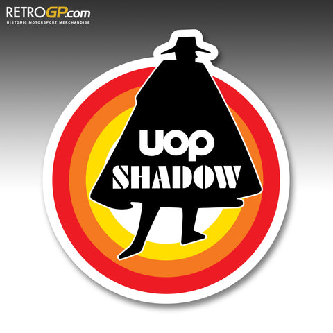 Shadow Racing Team Sticker #2