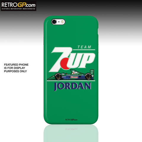 Jordan 7up Hard Phone Case