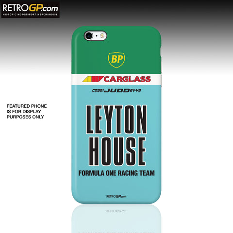 Leyton House Hard Phone Case