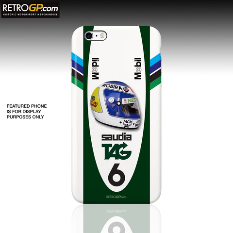 FW08 Rosberg Hard Phone Case