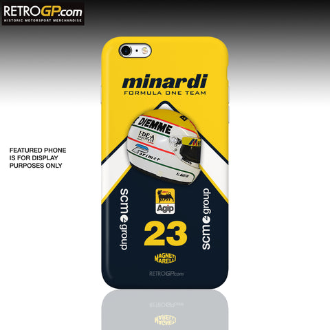 Minardi 191 Hard Phone Case