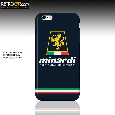 Minardi Hard Phone Case
