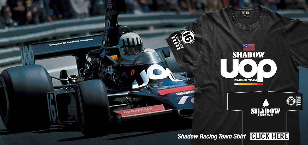 RetroGP.com Shadow Racing Formula 1