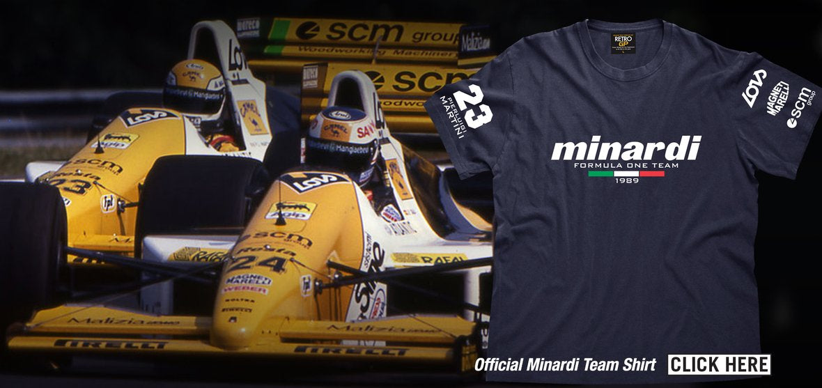 Minardi by RetroGP.com