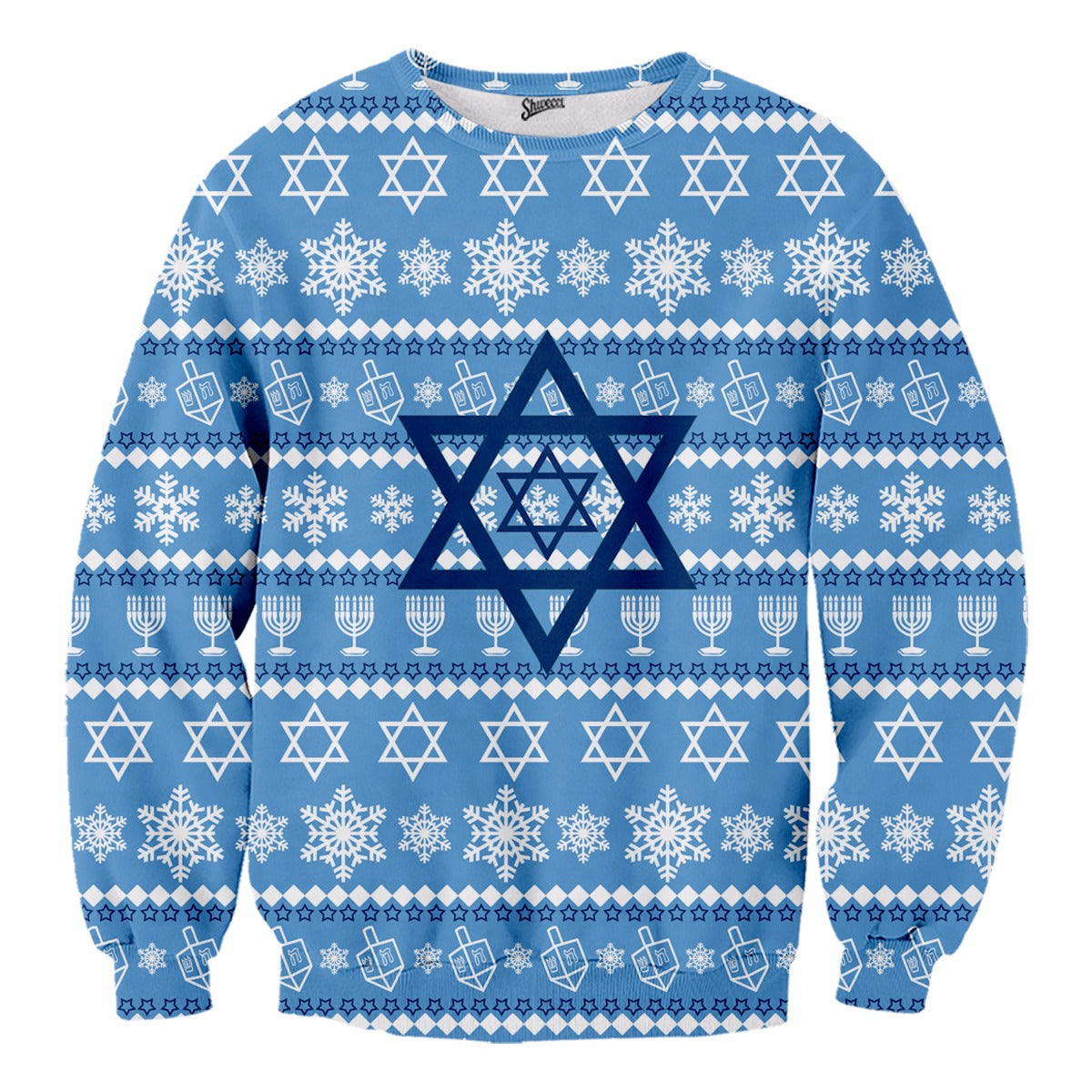 Ugly Hanukkah Sweater - Shweeet