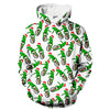Image of Here Come Dat Boi Frog Christmas Hoodie - Shweeet