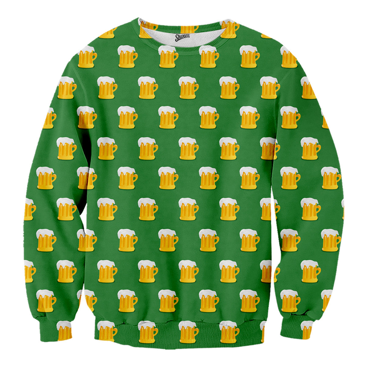 St. Patricks Day Beer Sweater