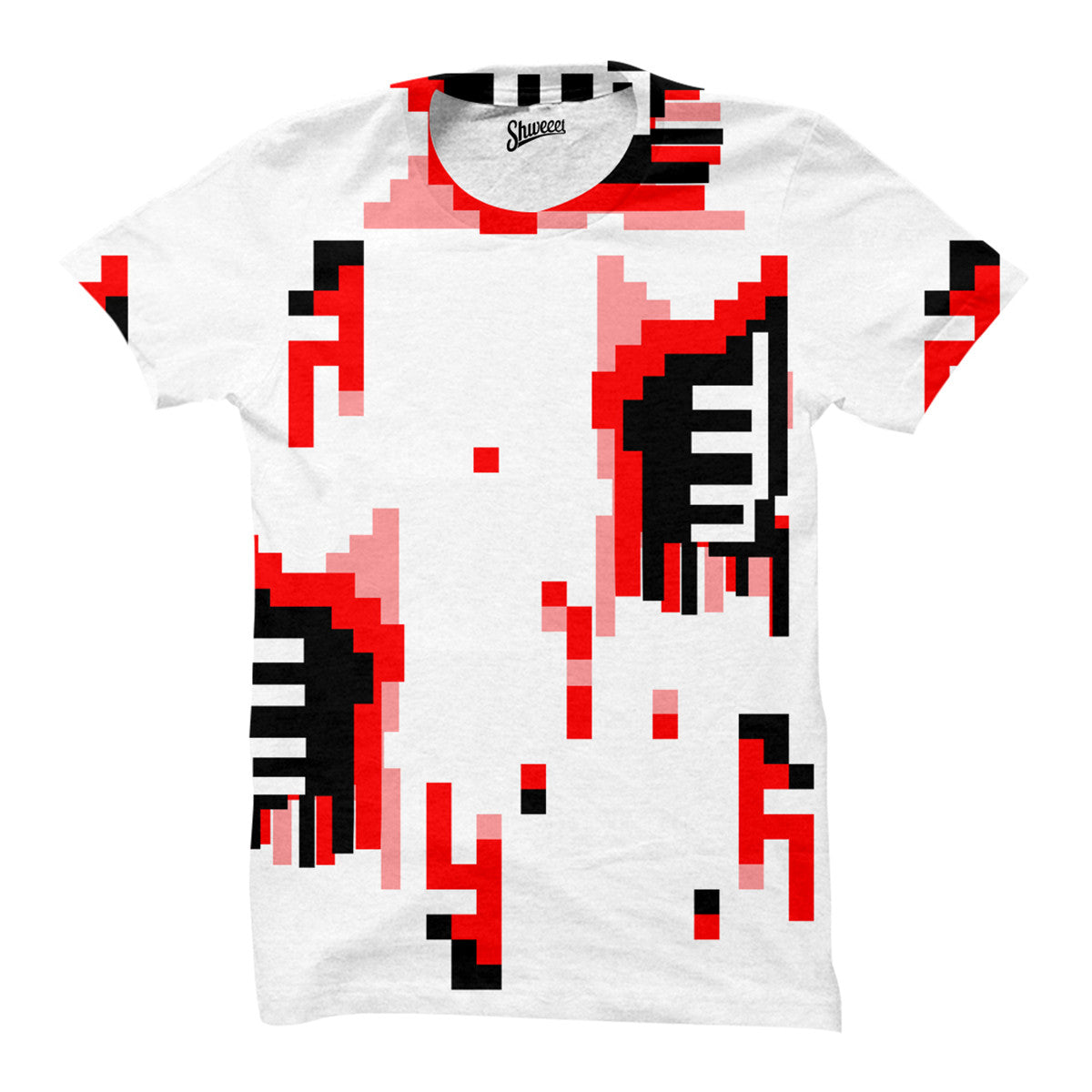 Blood Pixels T-shirt