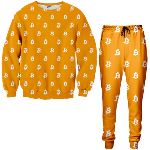 Bitcoin Tracksuit - Shweeet
