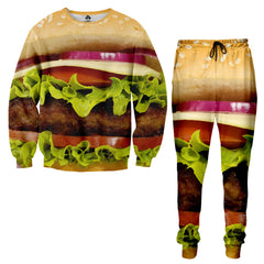 Burger Track Suit - Shweeet