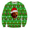 Image of Custom Pet Christmas Sweater - Shweeet