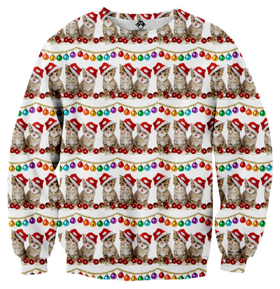 Christmas Cat Sweater - Shweeet