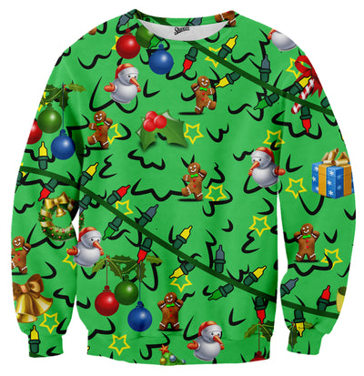Christmas Tree Sweater - Shweeet