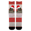 Image of Christmas Sloth Socks - Shweeet