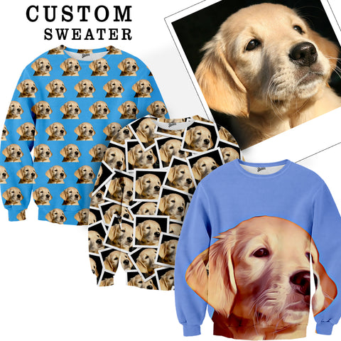 Custom Pet Sweater - Shweeet