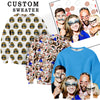 Image of Custom Face Sweater