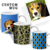 Image of Custom Pet Coffee Mug