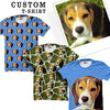 Image of Custom Pet T-shirt
