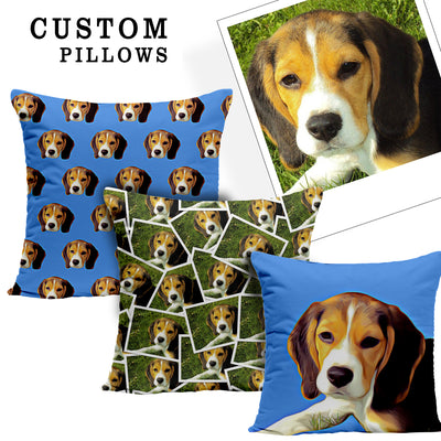 Custom Pet Pillow - Shweeet