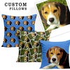 Image of Custom Pet Pillow