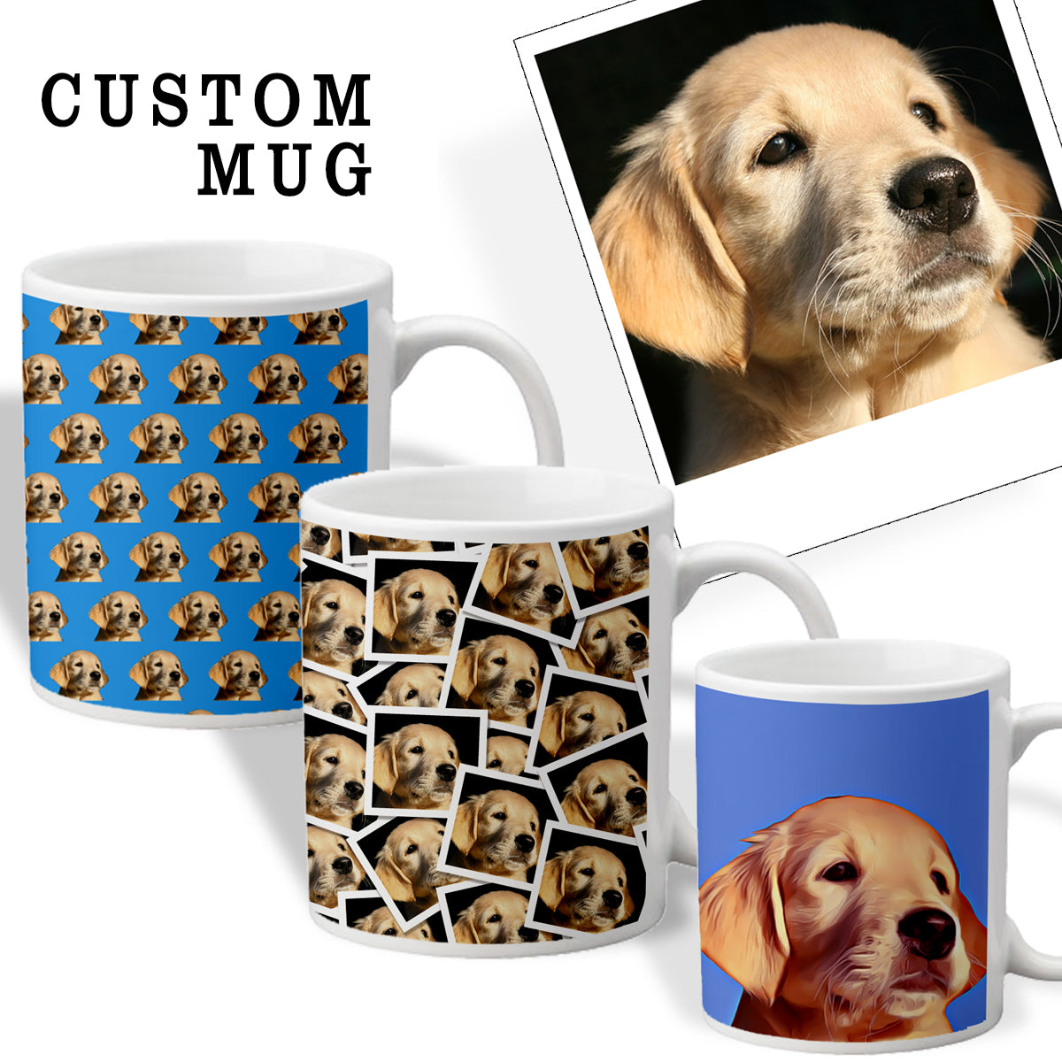 Custom Pet Coffee Mug - Shweeet