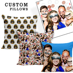 Custom Face Pillow - Shweeet