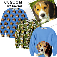 Custom Pet Sweater