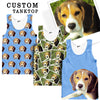 Image of Custom Pet Tank top