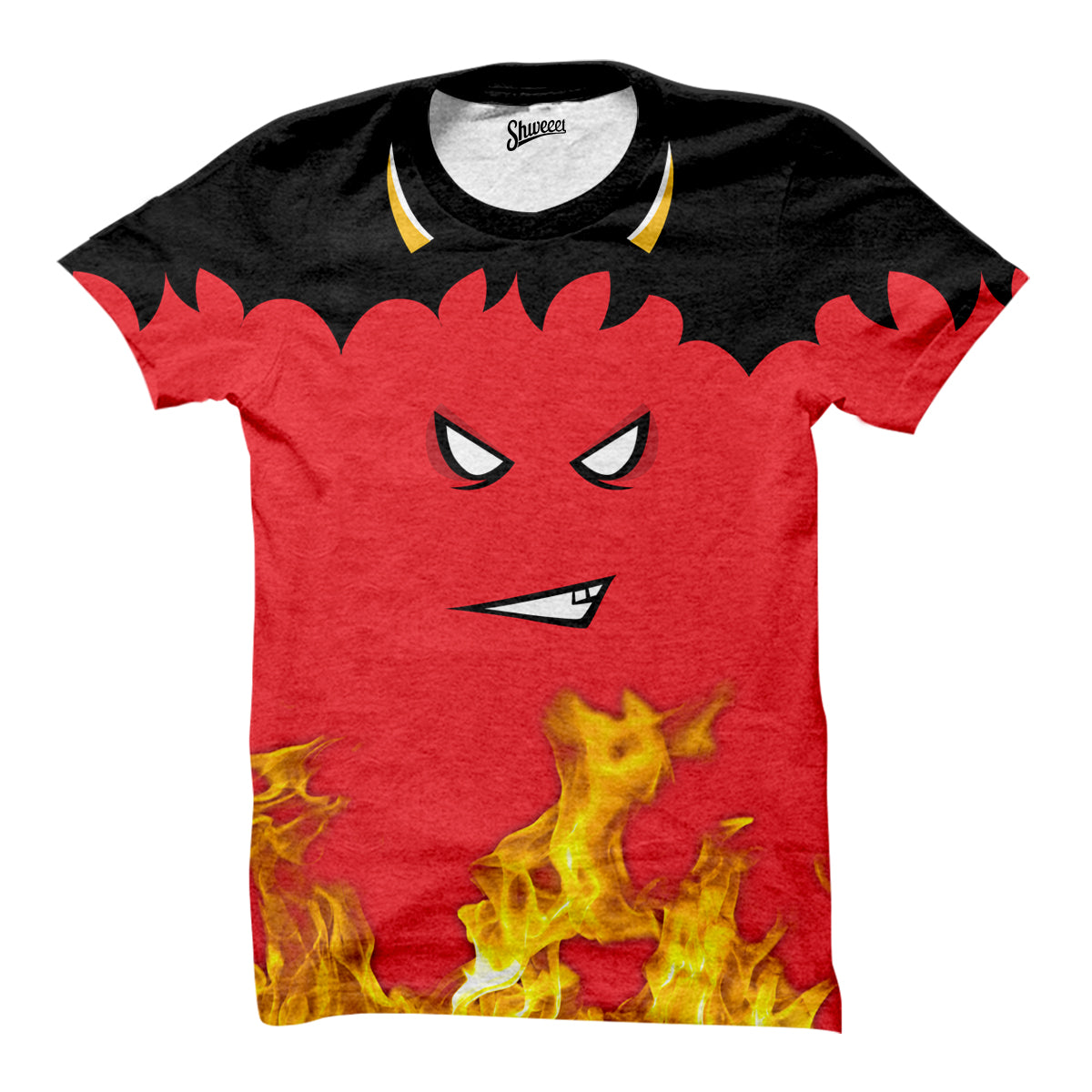Halloween Devil T-shirt - Shweeet