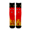 Image of Devil Socks - Shweeet