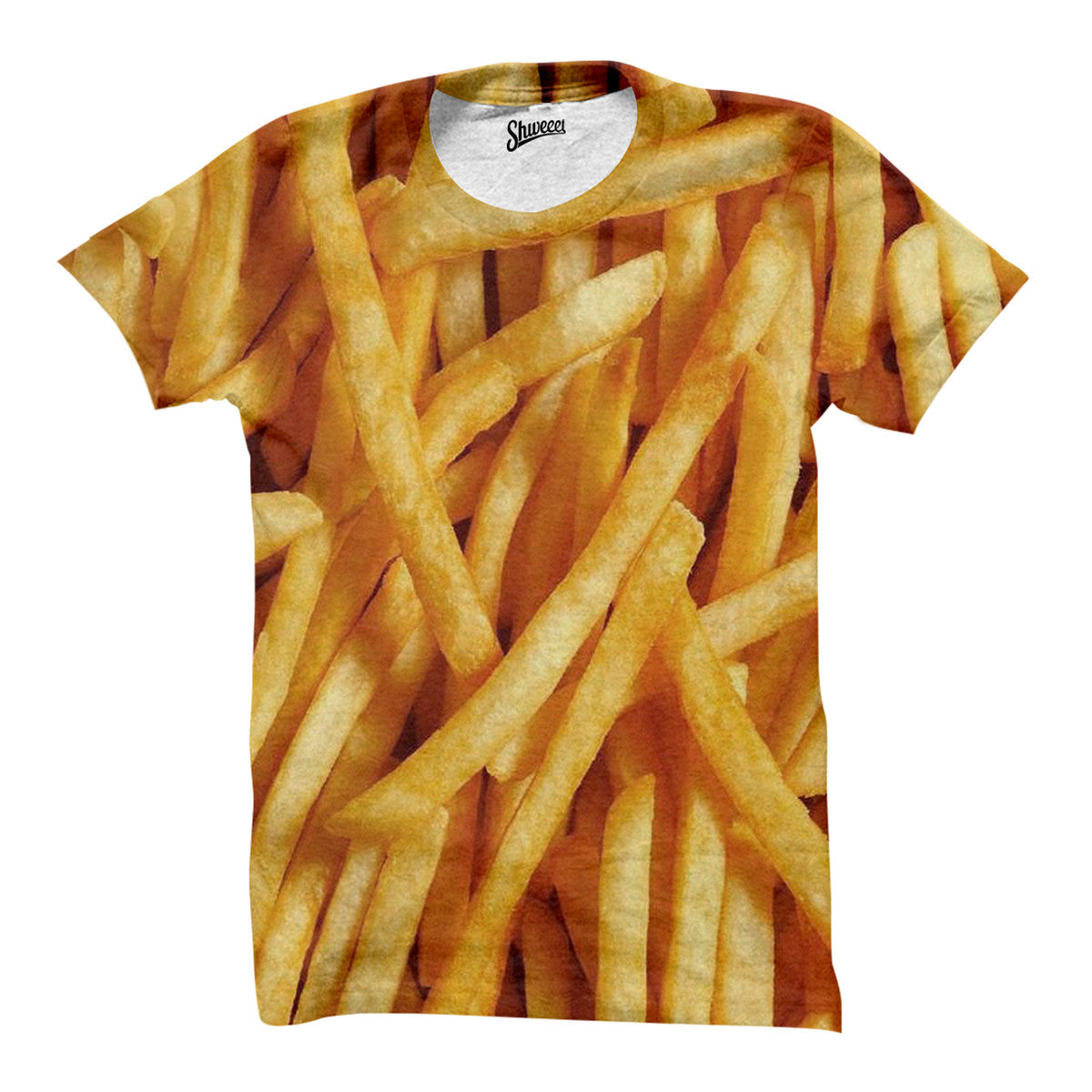 French Fries T shirt - Shweeet