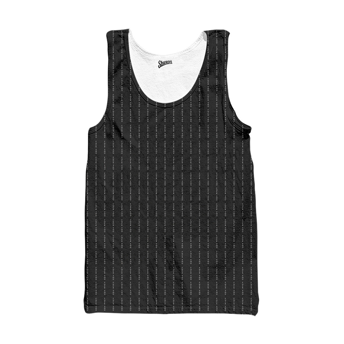 conor mcgregor fuck you pinstripe suit tank top