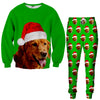 Image of Custom Pet Christmas Tracksuit - Shweeet