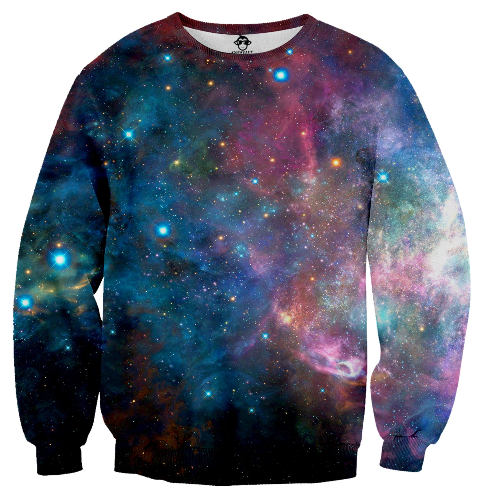 galaxy sweater