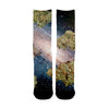 ganja galaxy socks