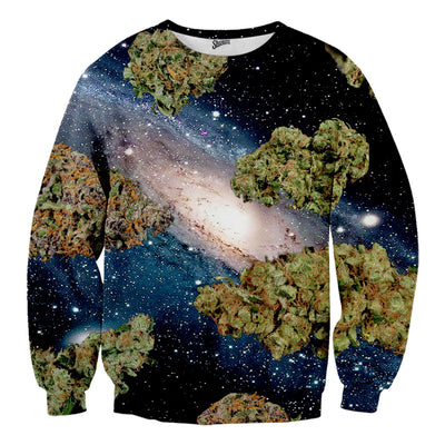 Ganja galaxy sweater
