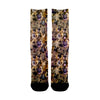 Image of German Shepherd Faces Socks
