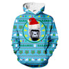 Image of Harambe Christmas Sweater Hoodie - Shweeet