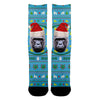 Harambe Tacky Christmas Socks - Shweeet