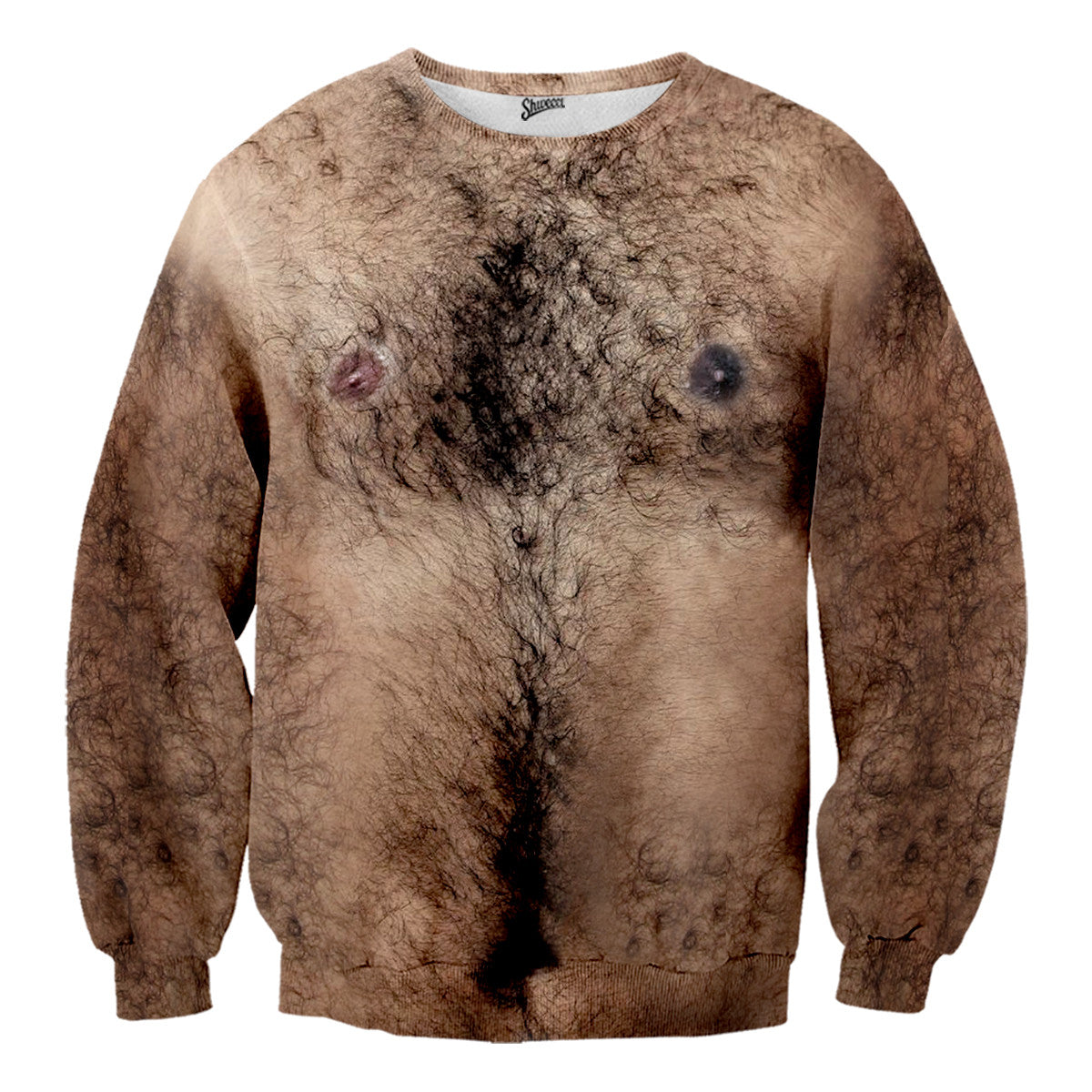 Hairy Chest Sweater - Shweeet