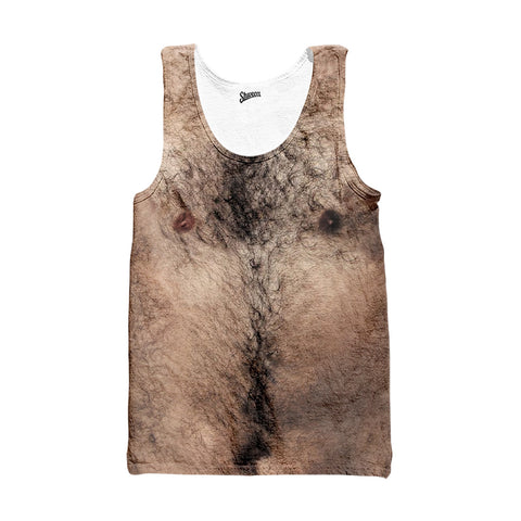 Hairy Chest Tank top - Shweeet