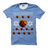 Hannukah Christmas Pet T-shirt - Shweeet