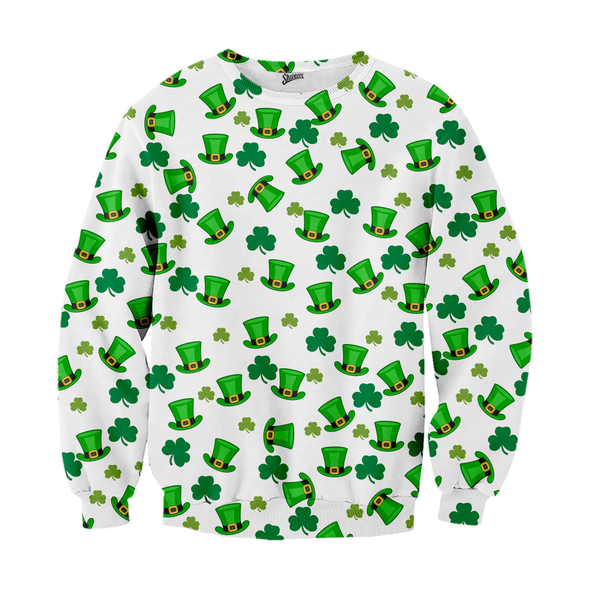 Great Irish Times Sweater, St. Patricks Day Sweater