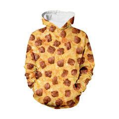 Image of Hawaiian Pizza Hoodie