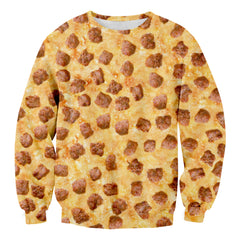Image of Hawaiian Pizza Sweater