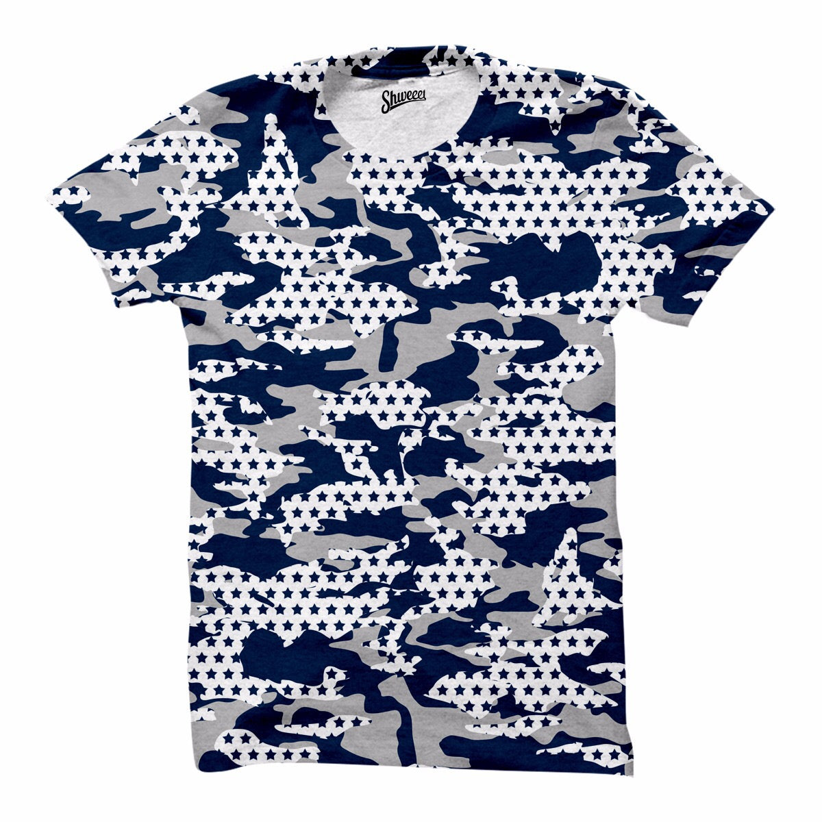 Dallas Camo T-Shirts