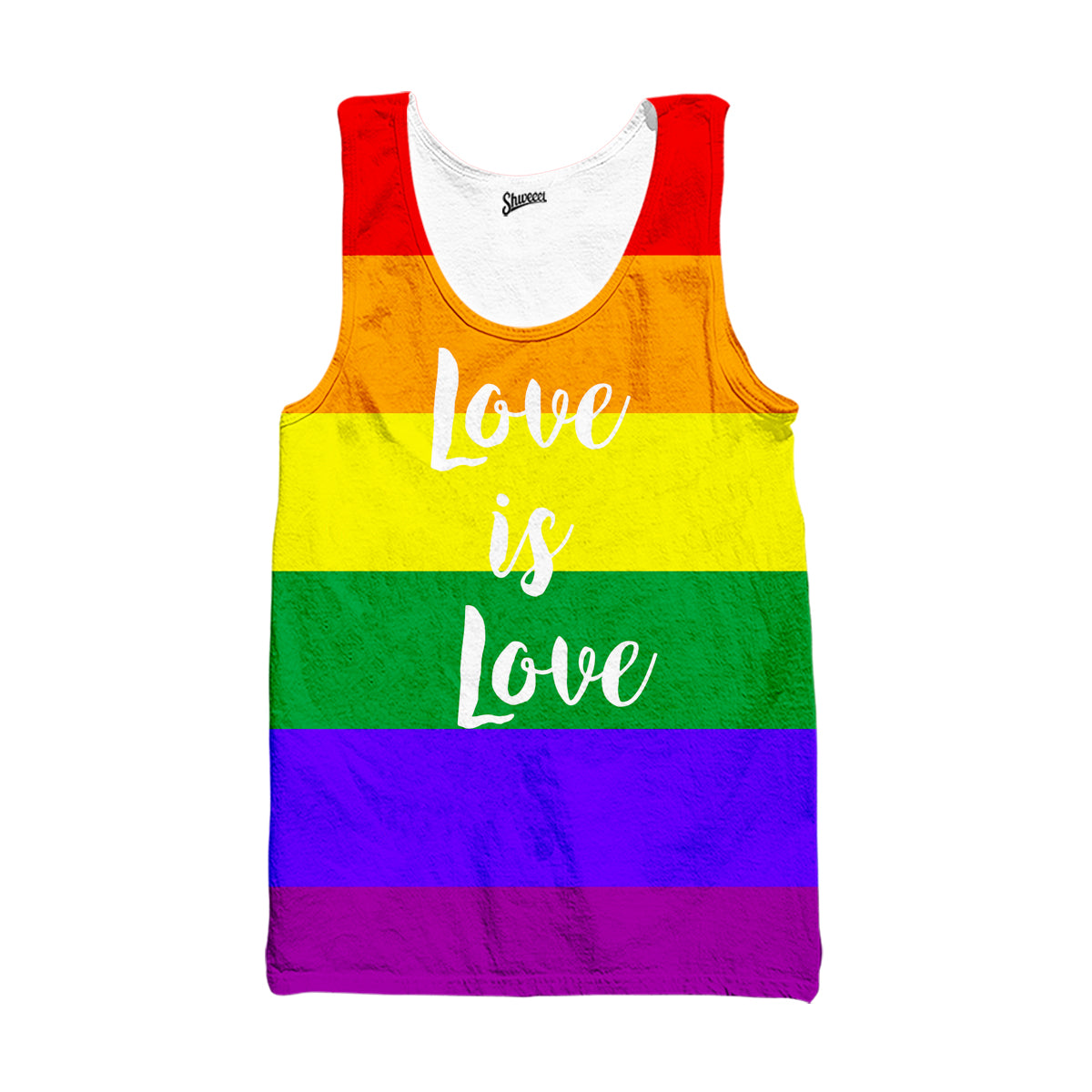 Love is Love Tank top - Shweeet