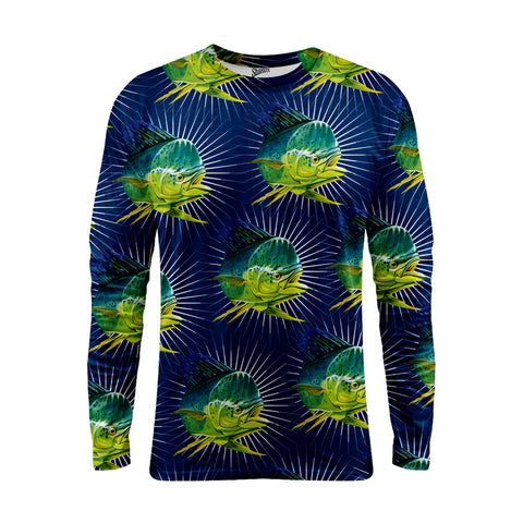 Mahi Fish Long Sleeve T-shirts - Shweeet
